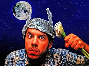 Tin Foil Hat Guy